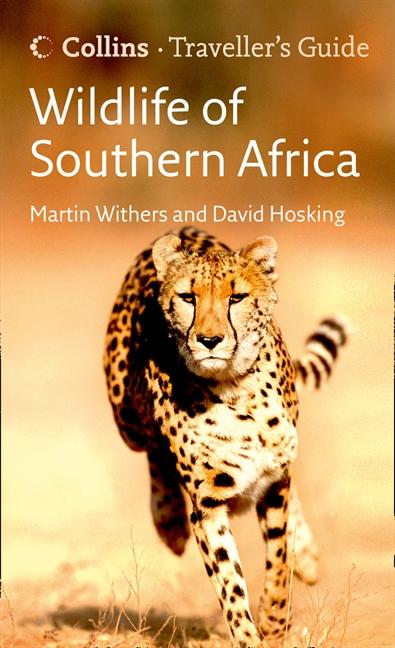 Natuurgids Wildlife of Southern Africa - Zuidelijk Afrika   Collins   David Hosking