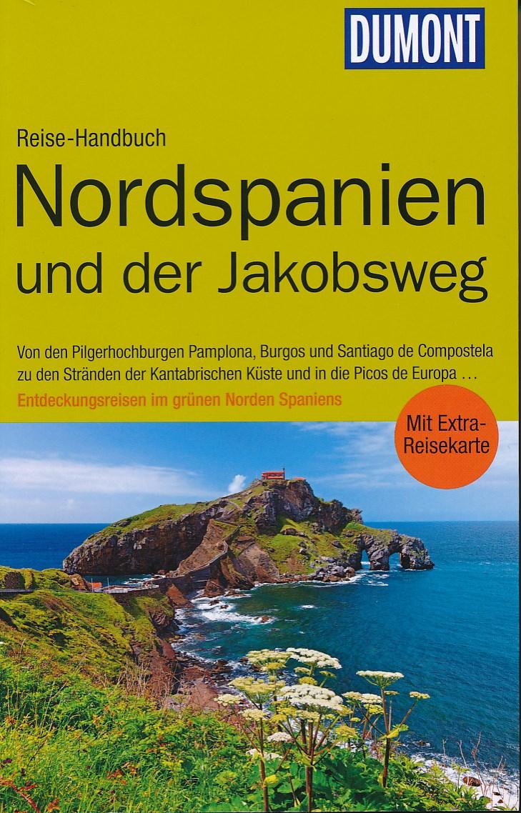 Reisgids Nordspanien und der Jakobsweg - Noord Spanje en de St. Jacobsroute   Dumont
