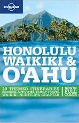 Reisgids Lonely Planet Honolulu, Waikiki & O'ahu : Lonely Planet :