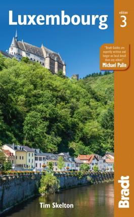 Reisgids Luxembourg - Luxemburg   Bradt Guides   Tim Skelton