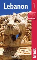 Reisgids Libanon - Lebanon   Bradt guide   Paul Doyle