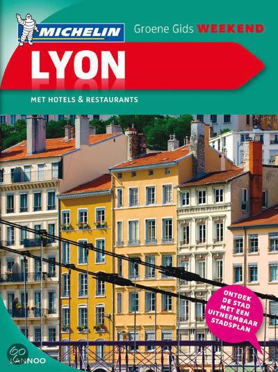 Reisgids Lyon weekend   Michelin