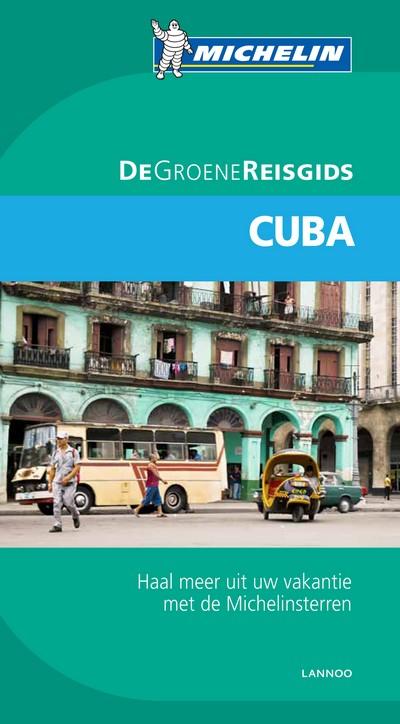 Reisgids Cuba groene gids   Michelin