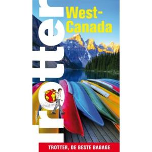 Reisgids Trotter West-Canada   Lannoo