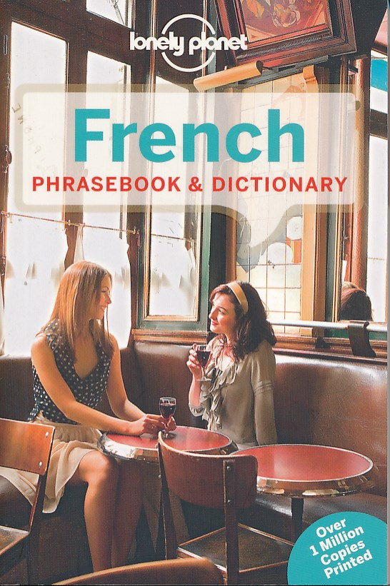 Taalgids French Phrasebook - Frans woordenboek   Lonely Planet   Lonely Planet