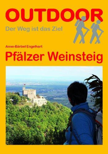 Wandelgids Pfalz - Pf�lzer Weinsteig   Conrad Stein Verlag   Anne-B�rbel Engelhart