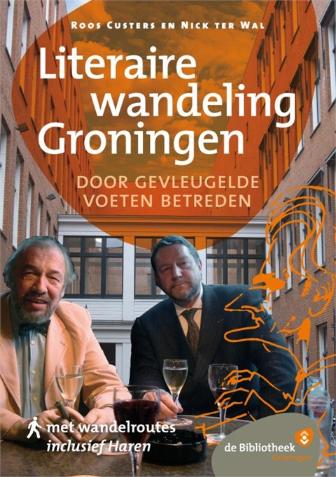 Wandelgids Literaire wandeling Groningen   Kleine Uil