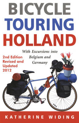 Fietsgids Bicycle Touring Holland   Van der Plas publications   Katherine Widing