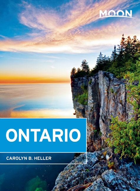 Reisgids Ontario (Canada)   Moon Handbooks