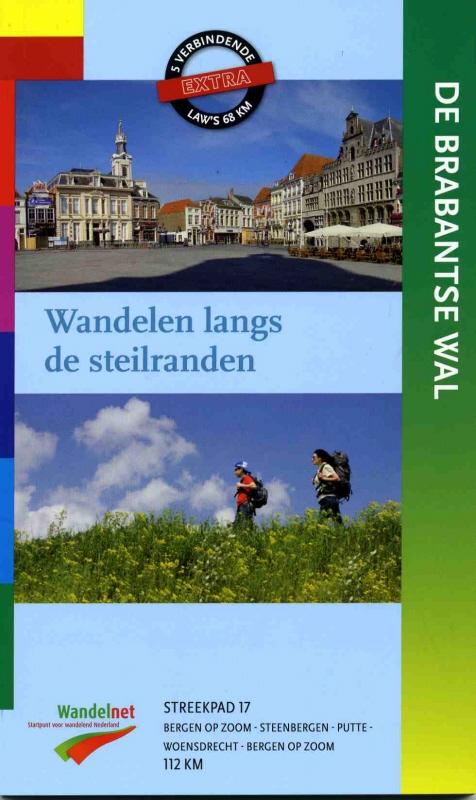 Wandelgids LAW 17 - Streekpad Brabantse Wal   LAW