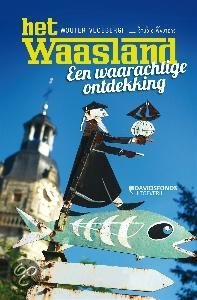 Reisgids Het Waasland - België   Davidsfonds   Wouter Vloebergh