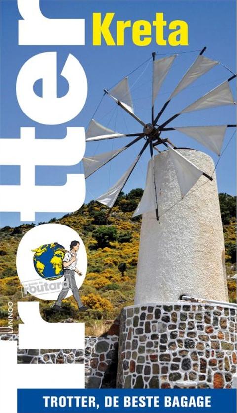 Reisgids Kreta   Trotter Lannoo