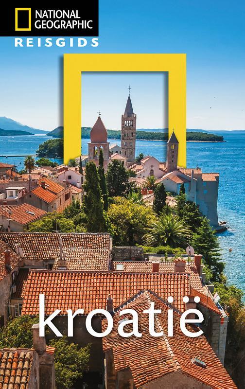 Reisgids Kroatie National Geographic   Kosmos