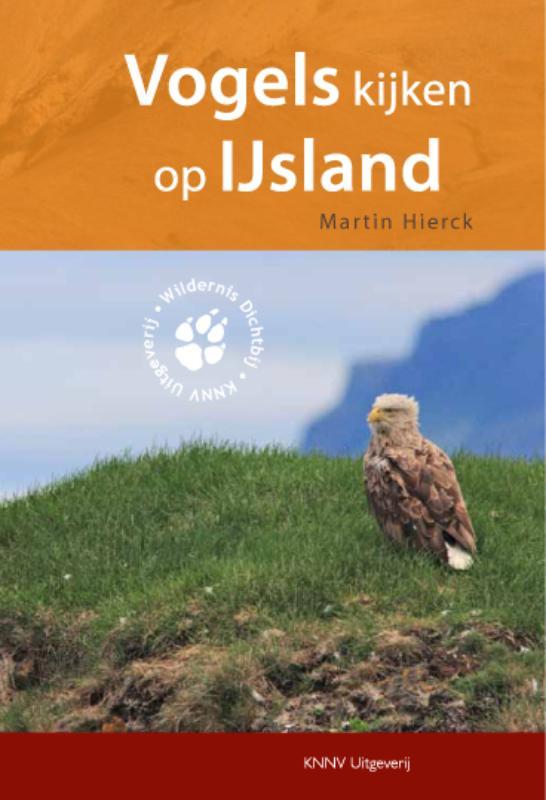Natuurgids Vogels kijken op IJsland   KNNV Uitgeverij