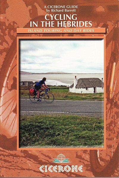 Fietsgids Cycling in the Hebrides - Schotland   Cicerone   Richard Barrett