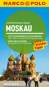 Reisgids Moskau (Duitstalig) Moskou    Marco Polo   Gisbert Mrozek