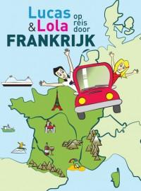 Kinderreisgids Lucas & Lola op reis door Frankrijk   Elmar