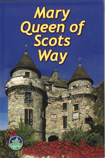Wandelgids Mary Queen of Scots Way   Rucksack Readers