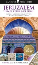 Reisgids Jerusalem; Israel, Petra & De Sinai   Capitool