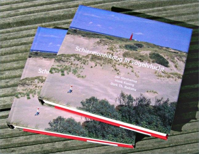 Fotoboek - informatieboek Schiermonnikoog in Vogelvlucht   Kolstein