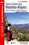 Wandelgids ref 940 Tours dans les Hautes-Alpes   FFRP