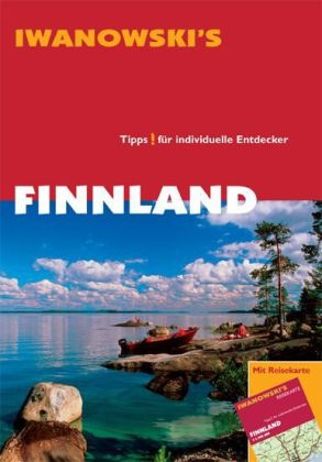 Reisgids Finnland - Finland   Iwanowski