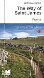 Wandelgids The way of Saint-James - deel Le-Puy-en-Velay tot Figeac   Le Felin   ALEXANDRE W