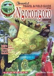 Reisgids Natuurgids Ngorongoro   Shell - Veronica Roodt