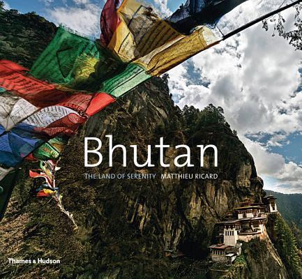 Fotoboek Bhutan - the land of Serenety   Matthieu Ricard - Thames  & Hudson   Matthieu Ricard