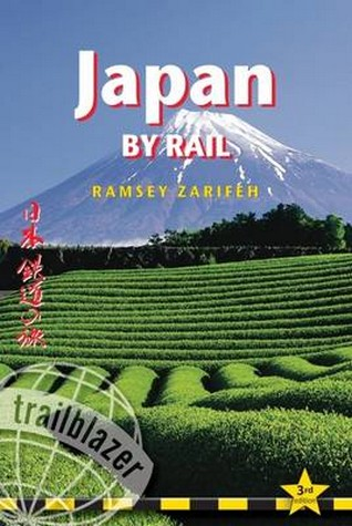 Reisgids Japan by Rail   Trailblazer
