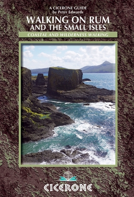 Wandelgids Walking on Rum and the Small Isles - Schotland  Cicerone   Peter Edwards