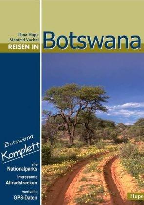 Reisgids Reisen in Botswana   Hupe verlag