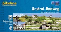 Fietsgids Unstrut Radweg   Bikeline - Esterbauer   Heidi Authried