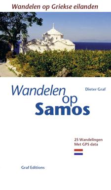 Wandelgids Wandelen op Samos   Graf Editions