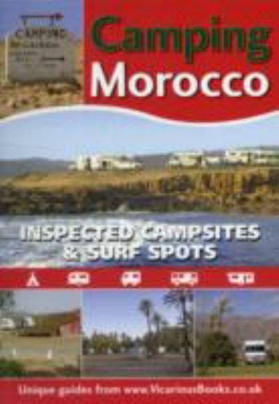 Campinggids Marokko - Camping Morocco   Vicarious books