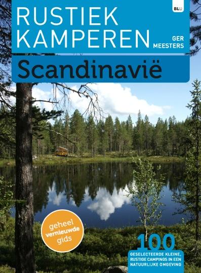 Campinggids Rustiek kamperen in Scandinavië   Ger Meesters