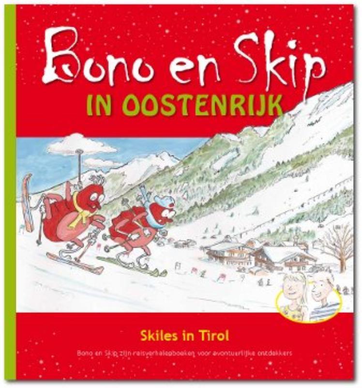 Kinderreisgids Bono en Skip in Oostenrijk   Over de wereld