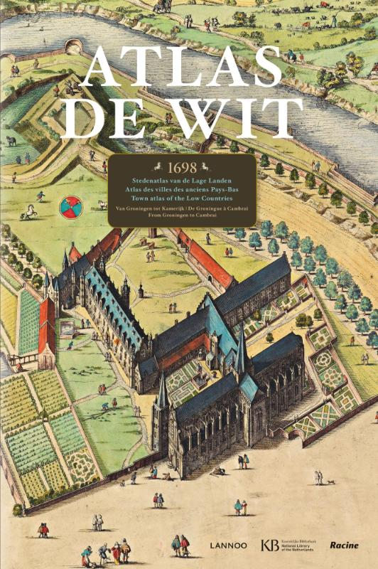 Historische Atlas - Atlas de Wit   Lannoo