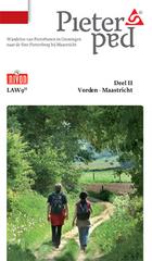 Wandelgids LAW 9-II Pieterpad 2 traject zuid Vorden - Maastricht   Nivon