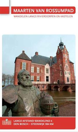 Wandelgids LAW 4 Maarten van Rossumpad Den Bosch - Steenwijk   Nivon