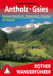 Wandelgids Antholz – Gsies   Rother Verlag