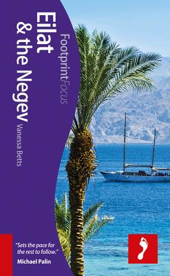 Reisgids Eilat and the Negev Focus   Footprint   Vanessa Betts