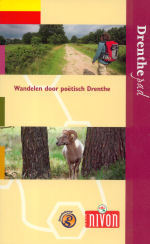 Wandelgids Drenthepad Streekpad 6 ( Rondje Drenthe )   Nivon