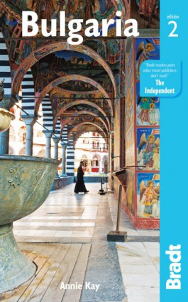 Reisgids Bradt Bulgaria - Bulgarije   Bradt guides
