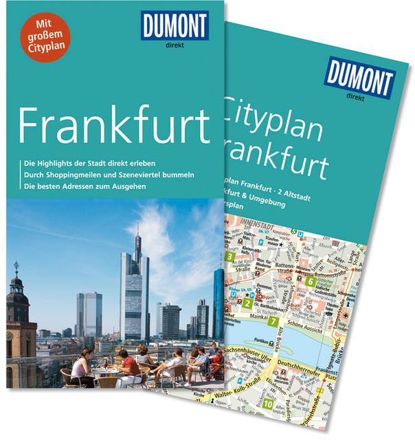 Reisgids Frankfurt   Dumont direkt (Duits)