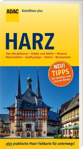 Reisgids Harz   ADAC Reisef�hrer   Axel Pinck
