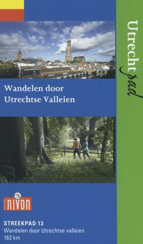 Wandelgids Utrechtpad streekpad 13