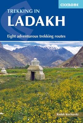 Wandelgids Trekking in Ladakh   Cicerone