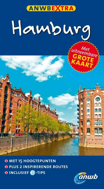 Reisgids Hamburg   ANWB Extra