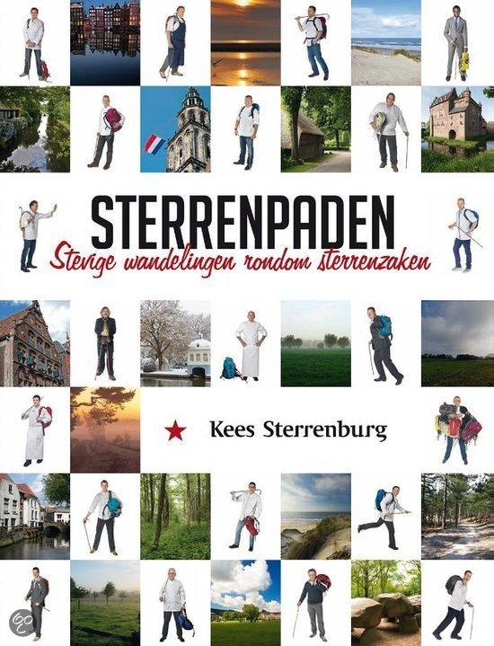Wandelgids Sterrenpaden   Kees Sterrenburg en Wim van der Laan